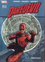 Daredevil t.3 ; underboss - Couverture - Format classique