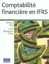 Comptabilite financiere en IFRS - Intérieur - Format classique
