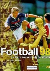 Football 98 - Couverture - Format classique