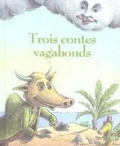 Trois contes vagabonds - Intérieur - Format classique