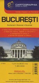 Bucarest - Couverture - Format classique