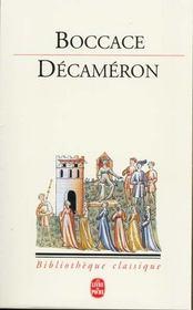 Decameron - Intérieur - Format classique