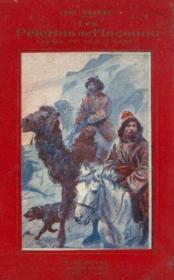 Les pèlerins de l'inconnu ( les rr. pp. huc et gabet. ) - Couverture - Format classique