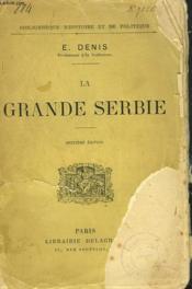 La Grande Serbie - Couverture - Format classique