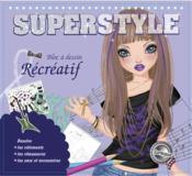 Superstyle gothique ; bloc à dessin récréatif - Couverture - Format classique