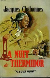 La Nuit De Therminador - Couverture - Format classique