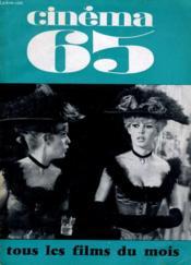 Cinema 65 N° 101 - Le Dossier Du Mois: Richard Brooks - Dictionnaire Des Scearistes Americains - Couverture - Format classique