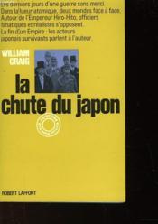 La Chute Du Japon - Couverture - Format classique