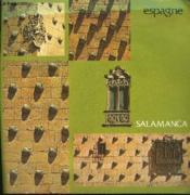 Brochure / Salamanca - Espagne - Couverture - Format classique