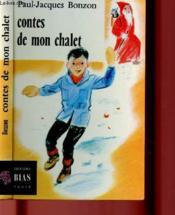 Contes De Mon Chalet - Couverture - Format classique