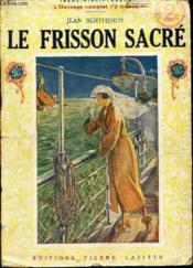 Le Frisson Sacre - Couverture - Format classique