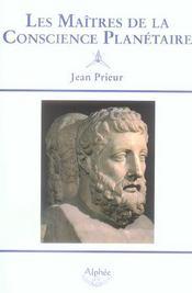 Les Maitres De La Conscience Planetaire - Intérieur - Format classique