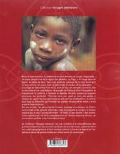 La Puissance Du Sacre ; L'Homme, La Nature Et L'Art En Afrique Noir - 4ème de couverture - Format classique