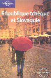 République tchèque et slovaquie (2e édition) - Couverture - Format classique