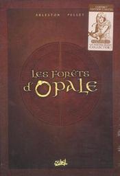 Les forêts d'Opale ; COFFRET T.1 A T.3 - Intérieur - Format classique