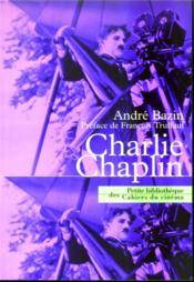 Charlie Chaplin - Couverture - Format classique