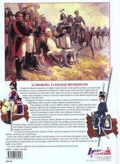 La Moskowa ; Borodino la bataille des redoutés - 4ème de couverture - Format classique