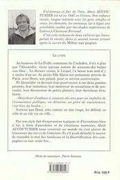 Denicheur D Enfance - 4ème de couverture - Format classique