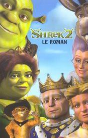 Shrek 2 ; Le Roman - Intérieur - Format classique