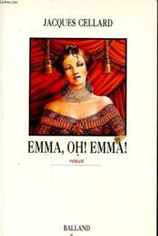 Emma Oh Emma - Couverture - Format classique