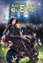 Arielle Queen t.4 ; la nuit des reines - Couverture - Format classique