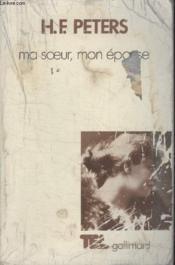 Collection Tel N° 10. Ma Soeur, Mon Epouse. - Couverture - Format classique