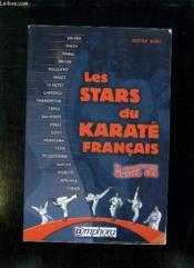 Les Stars Du Karate Francais. - Couverture - Format classique