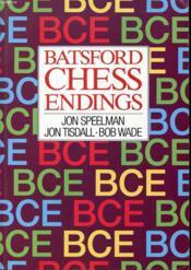 Bastford Chess Ending - Couverture - Format classique