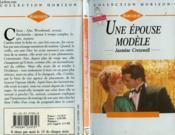 Une Epouse Modele - The Perfect Bride - Couverture - Format classique