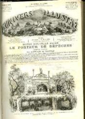 L'UNIVERS ILLUSTRE - VINGT-SEPTIEME ANNEE N° 1510 Exposition internationale de Nice - Couverture - Format classique