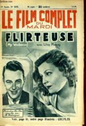 Le Film Complet Du Mardi N° 1476 - 13e Annee - Flirteuse - Couverture - Format classique