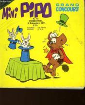 Mini Pipo N°13 - Couverture - Format classique
