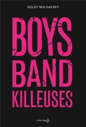 Boys band killeuses - Couverture - Format classique