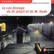Le cas étrange du Dr Jekyll et M.Hyde - Couverture - Format classique