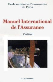Manuel International D'Assurance - Couverture - Format classique