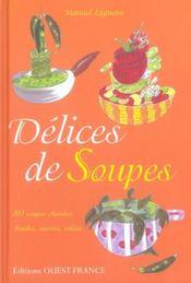 Delices de soupes - Intérieur - Format classique