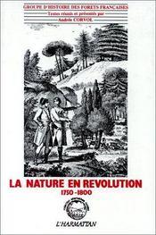 La nature en révolution, 1750-1800 - Intérieur - Format classique