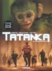 Tatanka t.2 ; contamination - Intérieur - Format classique