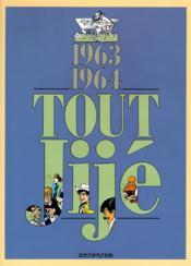 Tout Jijé t.10 ; 1963-1964 - Couverture - Format classique