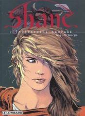 Shane t.1 ; l'impératrice sauvage - Intérieur - Format classique