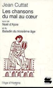 Chanson Du Mal Au Coeur Ps127 - Couverture - Format classique