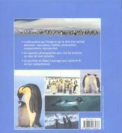 Manchots (Les) - 4ème de couverture - Format classique