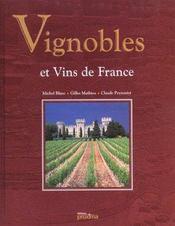 Le guide des vins de France - Intérieur - Format classique