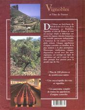 Le guide des vins de France - 4ème de couverture - Format classique