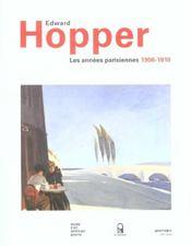 Edward hopper, les annéss parisiennes, 1906-1910 - Intérieur - Format classique