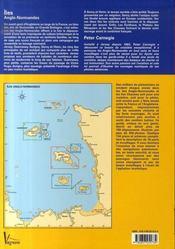 Îles anglo-normandes - 4ème de couverture - Format classique