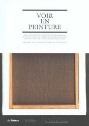 Voir En Peinture - Intérieur - Format classique