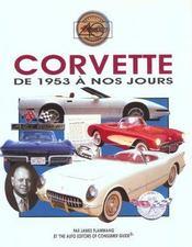 Corvette de 1953 a nos jours - Intérieur - Format classique