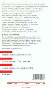Europe Jean Giraudoux N841 - 4ème de couverture - Format classique