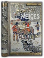 La petite princesse des neiges. Illustrations de Pinchon. 7ème édition. - Couverture - Format classique